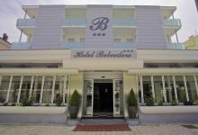 Ingresso dell'Hotel Belvedere