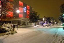 Immagine della Nevicata del 2012